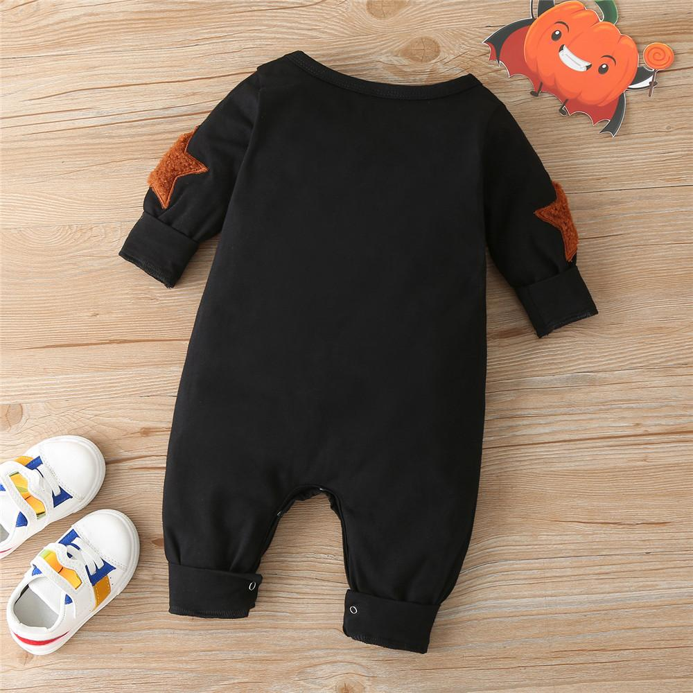 Baby Unisex Halloween Long Sleeve Romper Wholesale Clothing Baby - PrettyKid