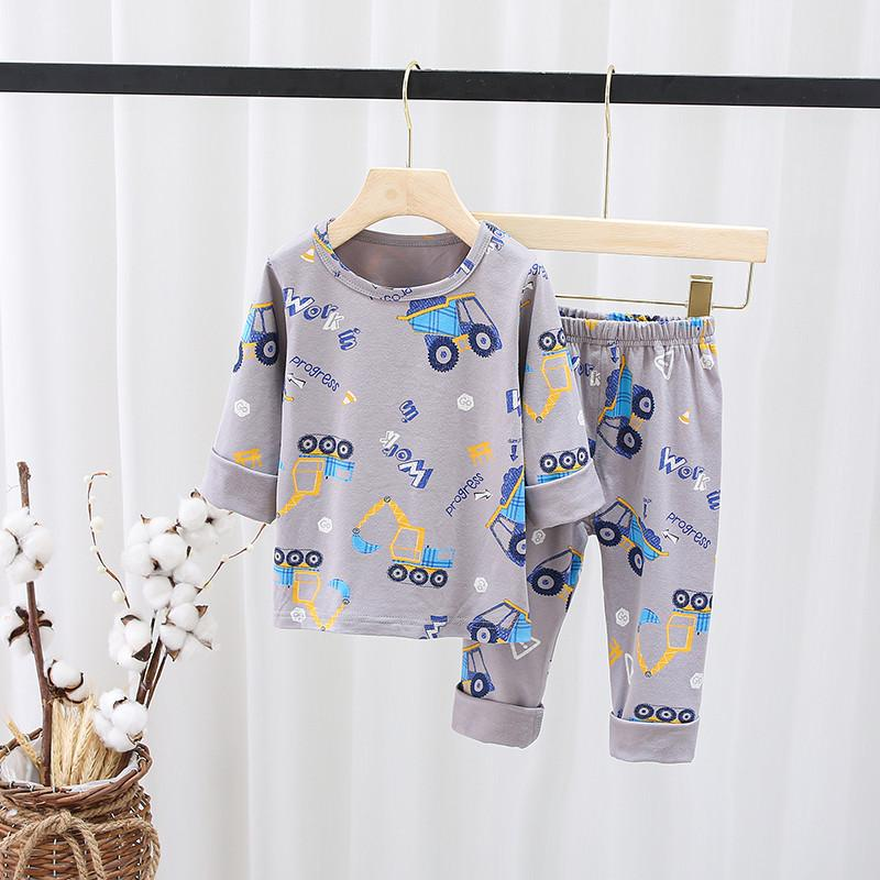 2-piece Pajamas Sets for Toddler Boy Wholesale children's clothing