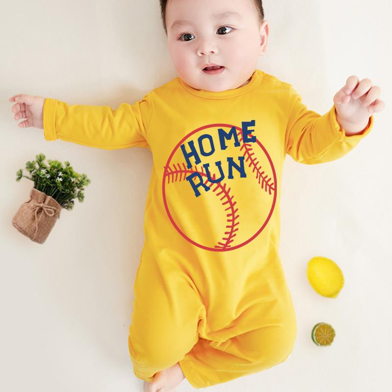 Baseball Pattern Jumpsuit for Baby Wholesale children's clothing