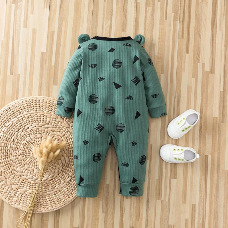 Cartoon Design Jumpsuit for Baby Boy Wholesale children's clothing