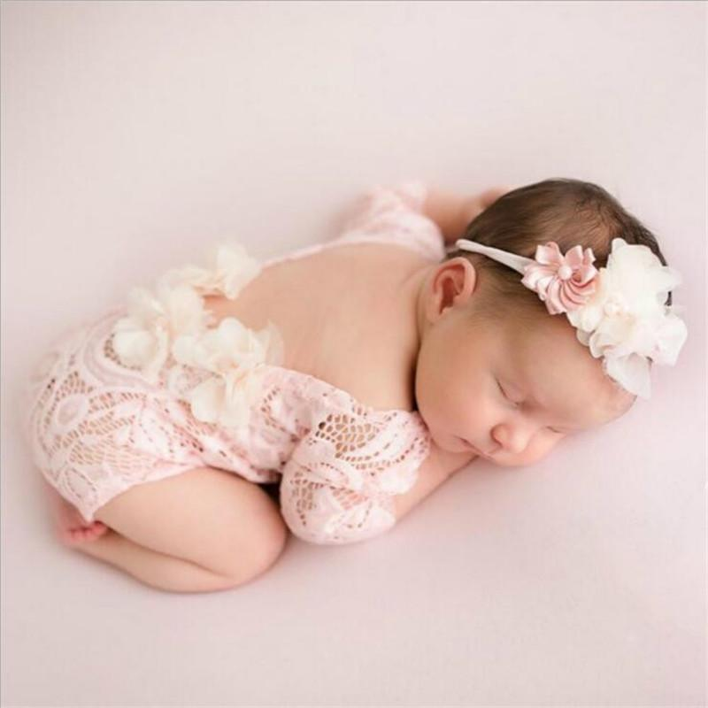 2-piece Baby Photographic Clothing