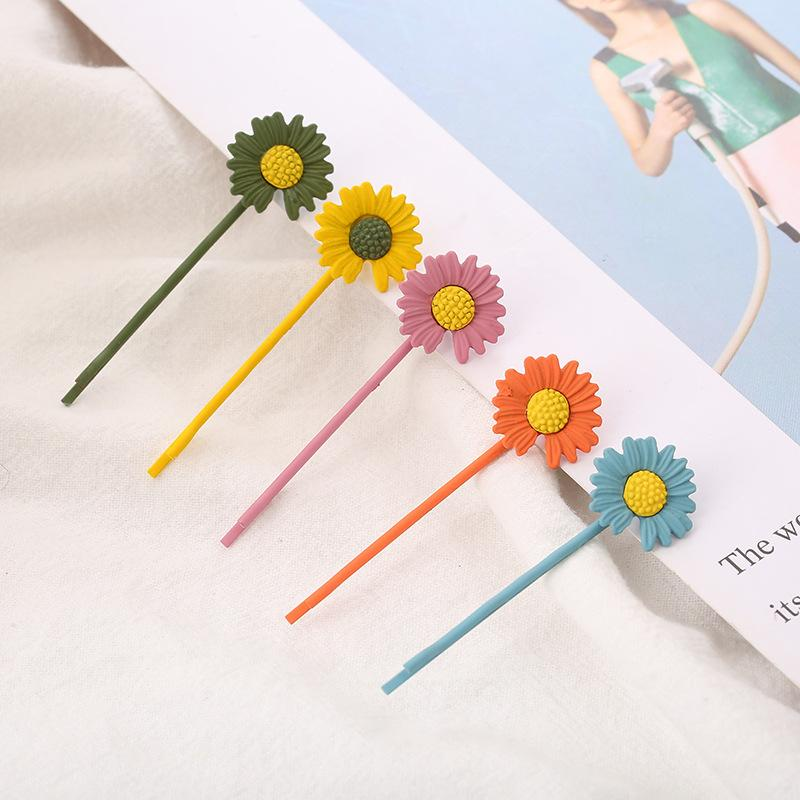 5-piece Hair Clip for Girl Wholesale children's clothing
