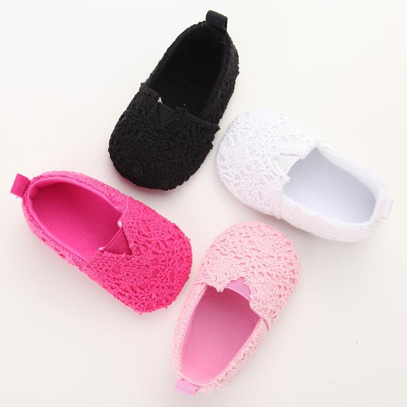 Where Can I Buy Baby Clothes Wholesale Set of Feet Lace Baby Shoes