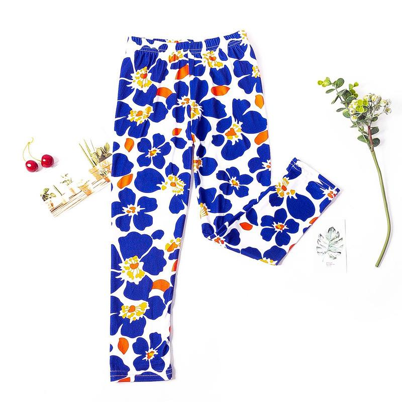 Floral Boot Pants for Toddler Girl Wholesale children's clothing