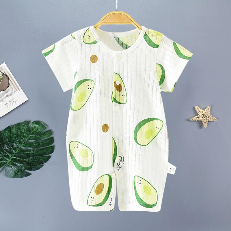 Fruit Pattern Bodysuit for Baby Wholesale children's clothing