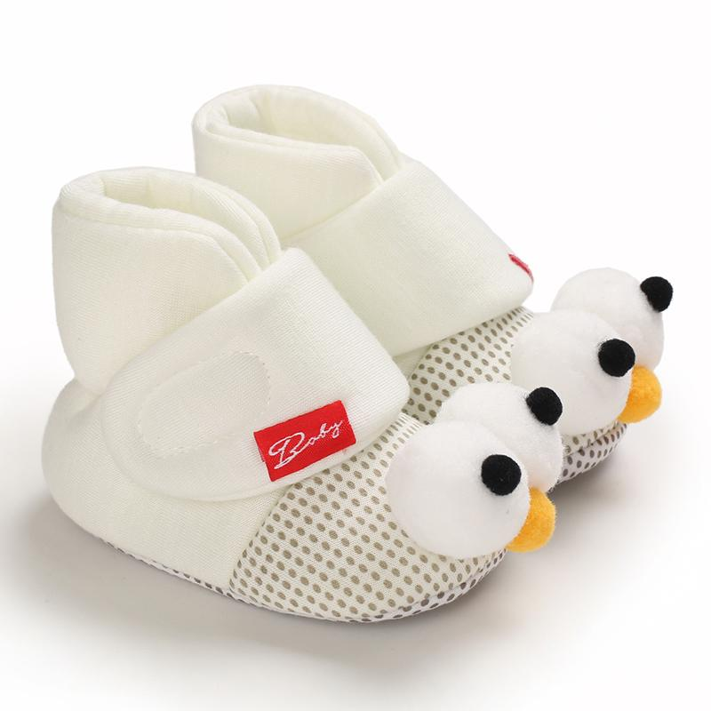 Velcro Design Cotton Fabric Shoes for Baby Wholesale children's clothing