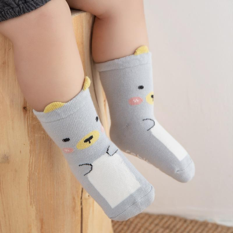 Cartoon Design Socks for Baby Wholesale children's clothing - PrettyKid