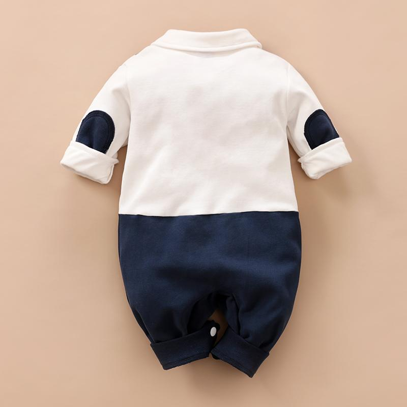 Gentlman Overall Jumpsuit for Baby Boy Wholesale children's clothing
