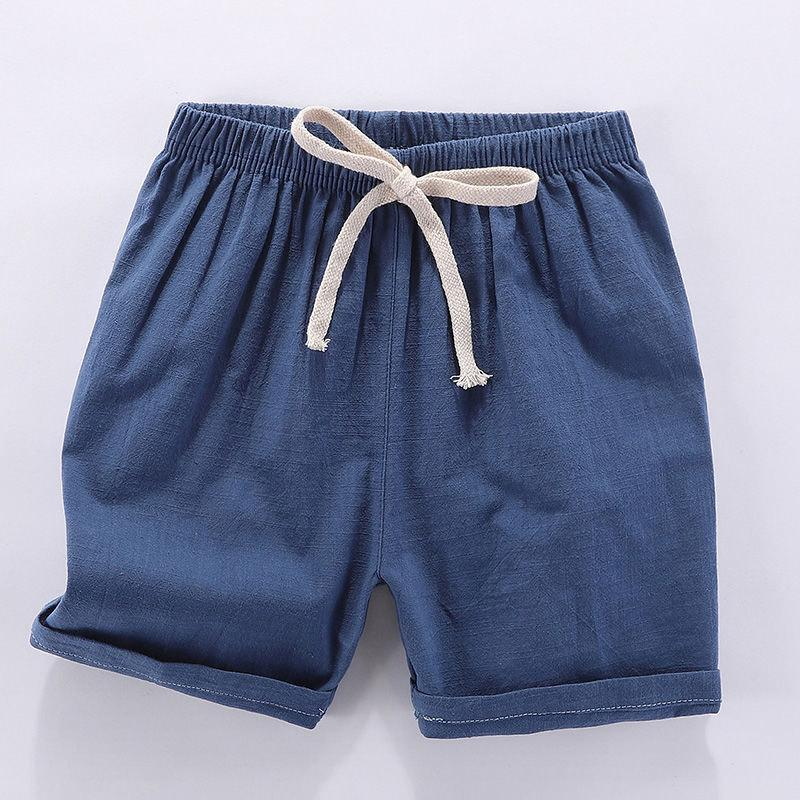 Solid Shorts for Toddler Boy Wholesale children's clothing