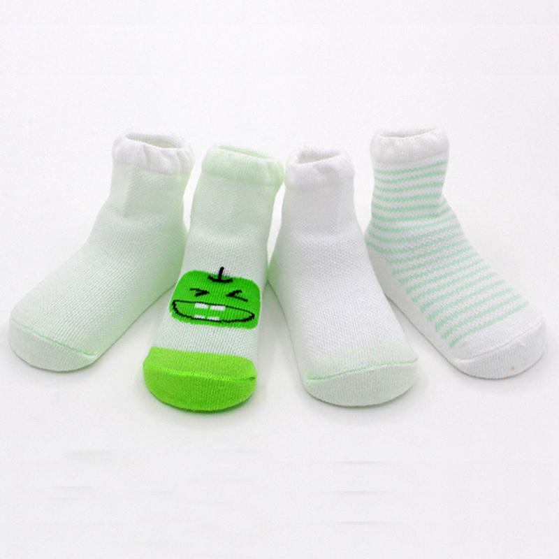 4-piece Mesh Socks for Baby - PrettyKid