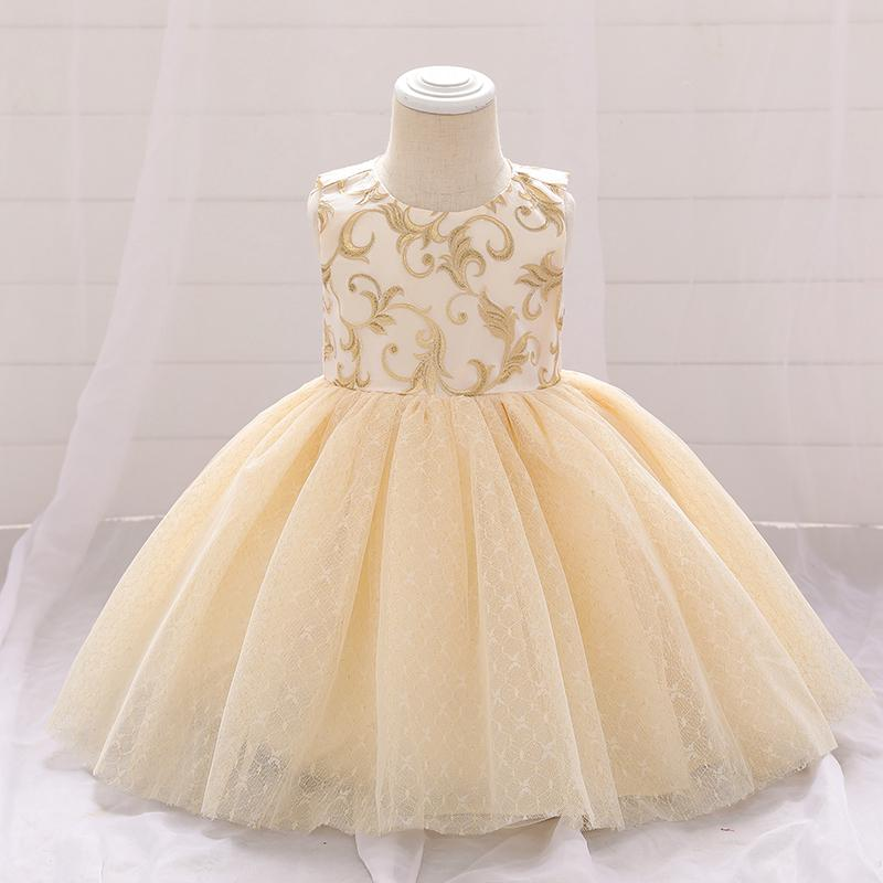 Formal Dress for Baby Girl Wholesale Children's Clothing