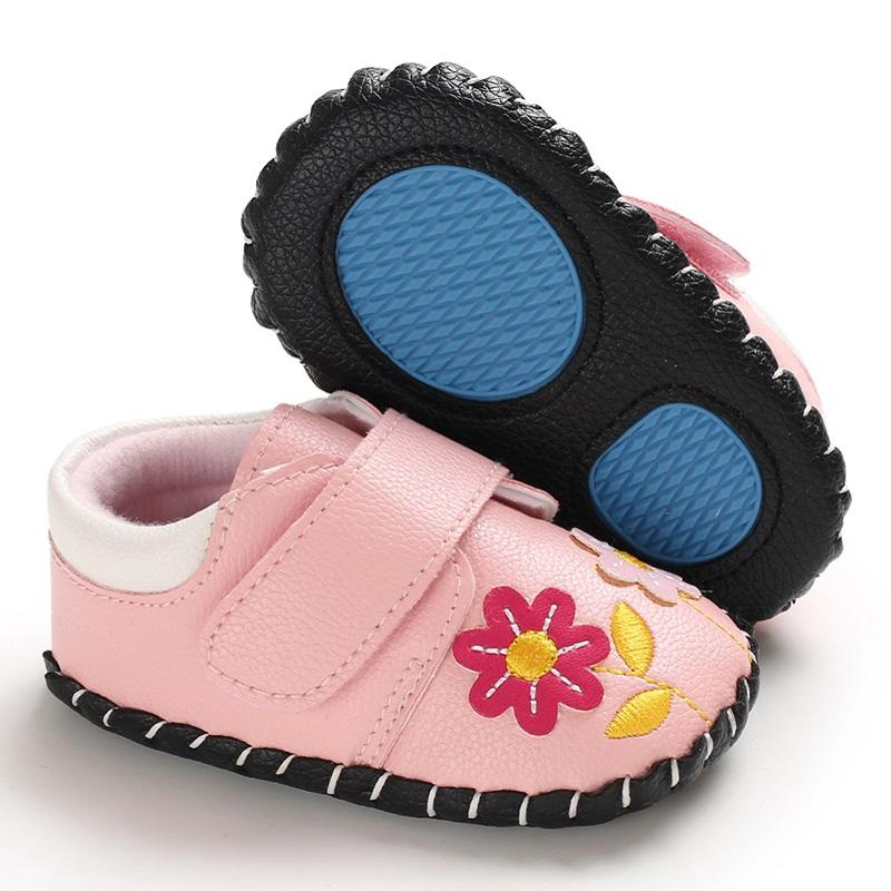 Velcro Baby Shoes for Baby Girl Wholesale Children's Clothing