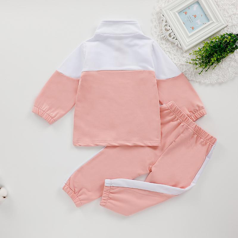 2-piece Sweatshirts & Pants for Toddler Girl Wholesale children's clothing
