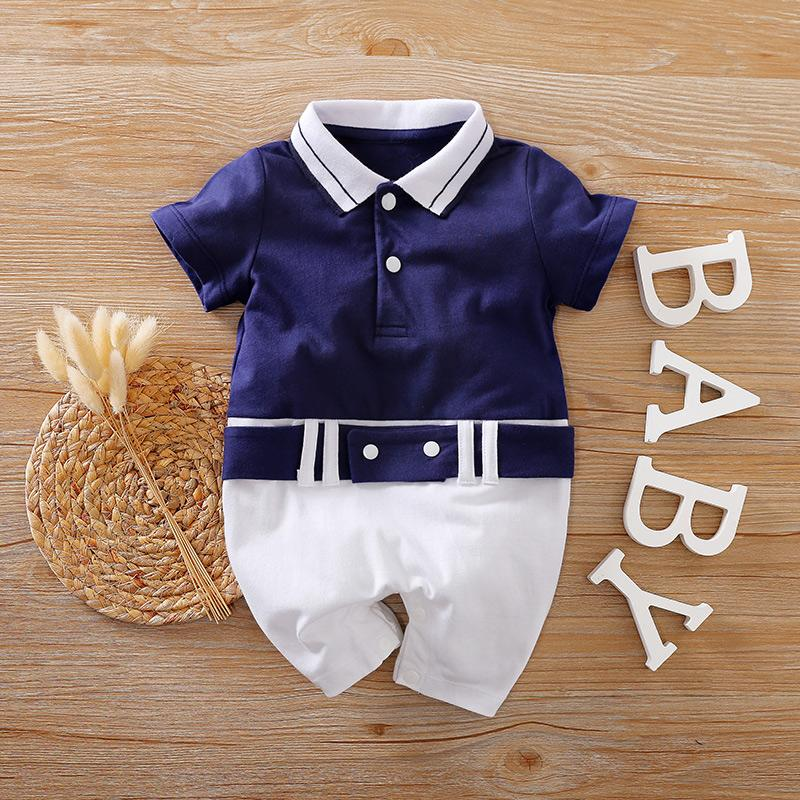 Family Matching Clothes Jumpsuit for Baby Boy