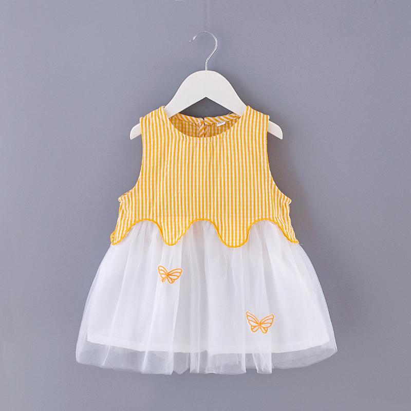 1-piece Pretty Pliad Dress - PrettyKid