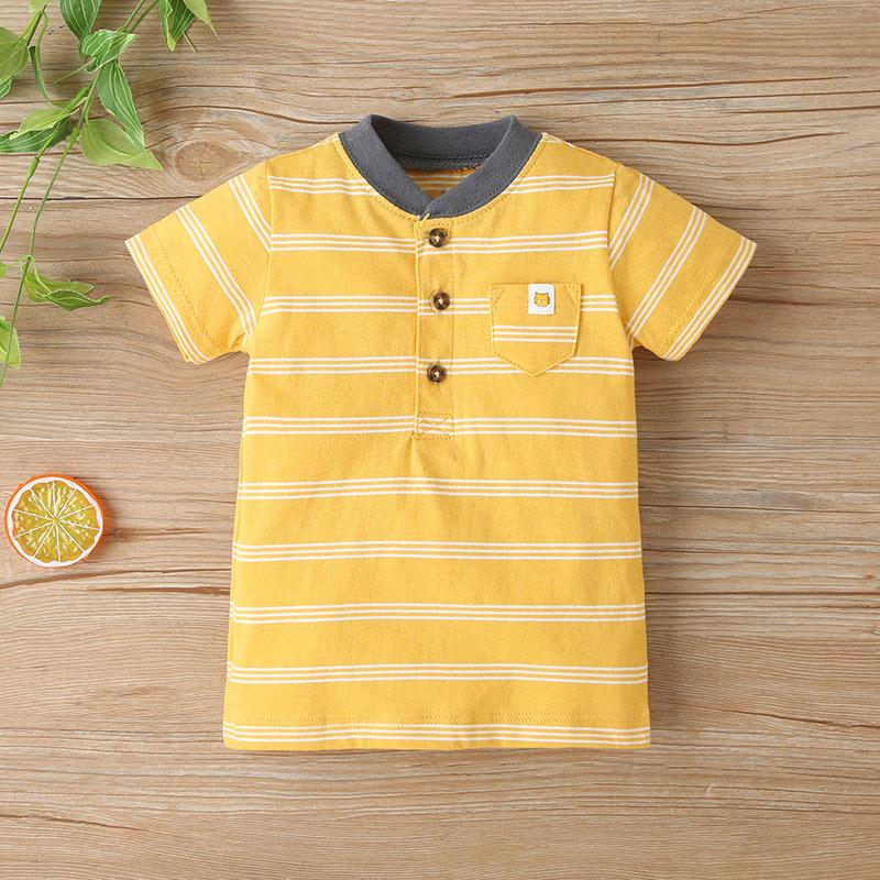 2-piece T-shirt & Shorts for Baby Boy Wholesale Children's Clothing