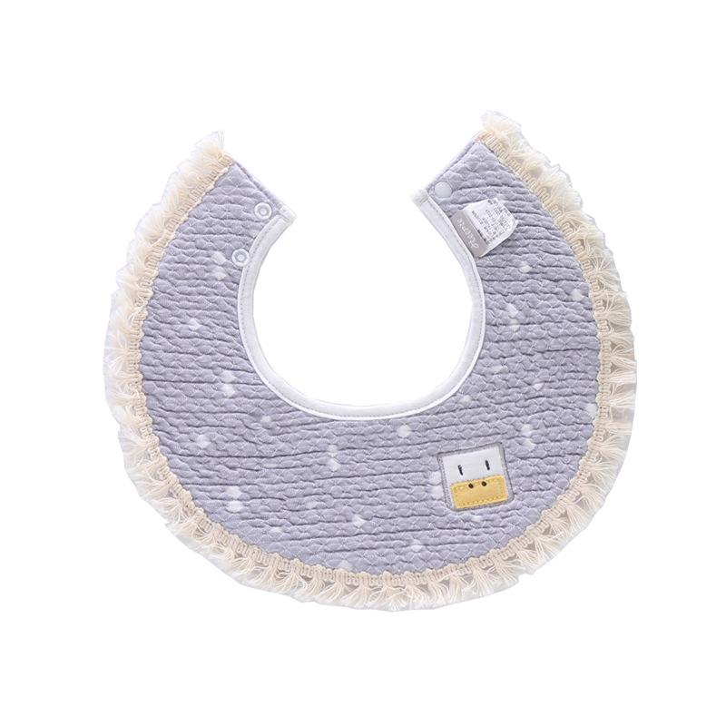 Knit Cotton Bibs for Baby Wholesale children's clothing