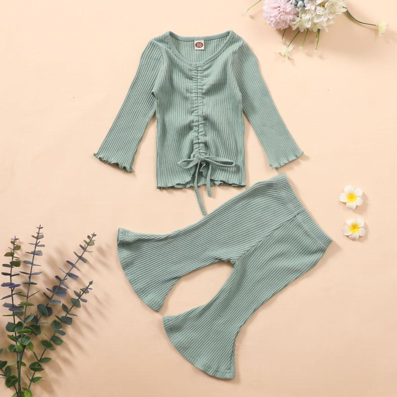 2-piece Top & Pants for Toddler Girl Wholesale children's clothing
