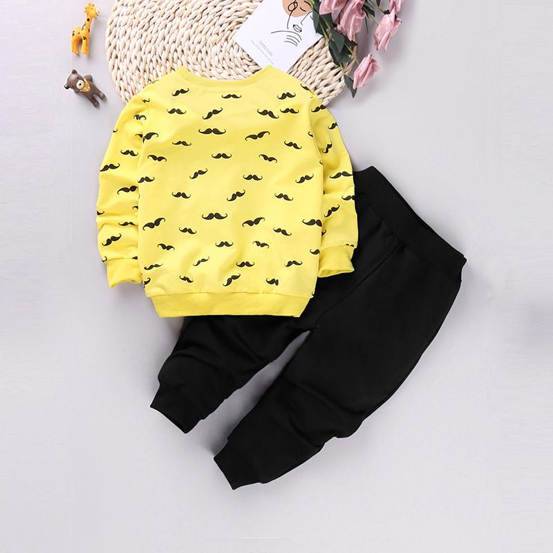 2-piece Sweatshirt & Pants for Toddler Boy Wholesale Children's Clothing