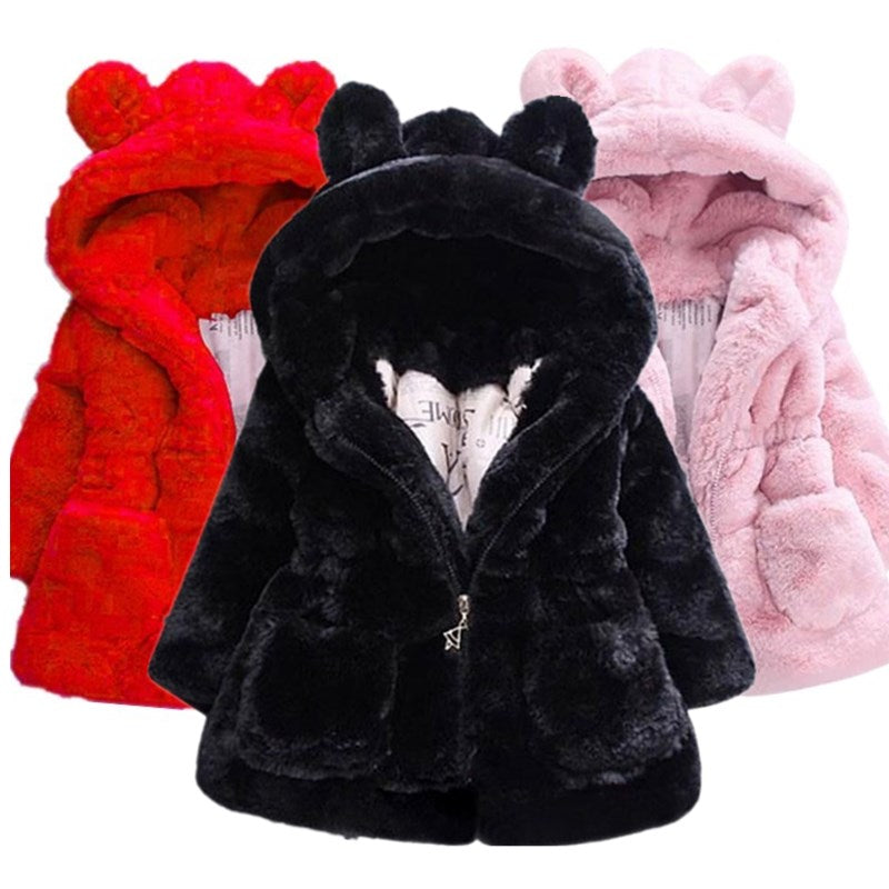 Baby Girls Jacket Kids Boys Fashion Coats Winter Girls Infant Clothing Children's Coat Supplier - PrettyKid