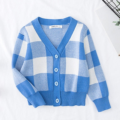 2021 Baby Cotton Knit Kids Long Sleeve spring winter Children Clothes wholesale in bulk - PrettyKid