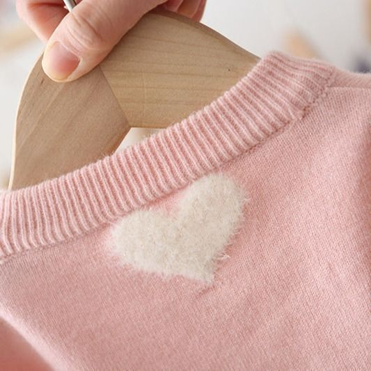 2021 baby girls wholesale spring and winter children's sweater - PrettyKid