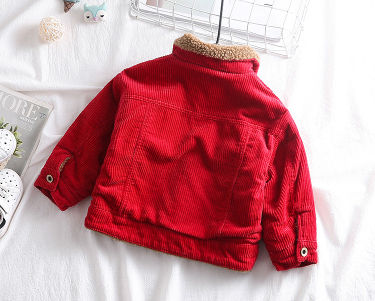 Baby Girl Boy Spring Winter Jacket  Coats  1 2 3 4 5 Years Manufacturer