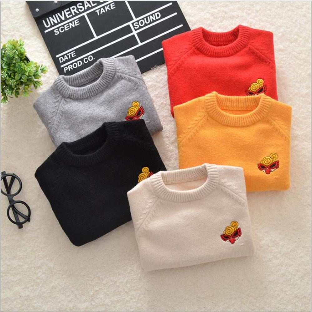 2021 Spring Baby Girls Boys Clothes Knit Sweater Kids Sweaters Cotton Cardigan Wholesale Supplier - PrettyKid
