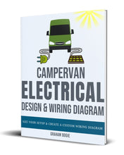 Load image into Gallery viewer, Campervan electrical design tool & interactive wiring diagram