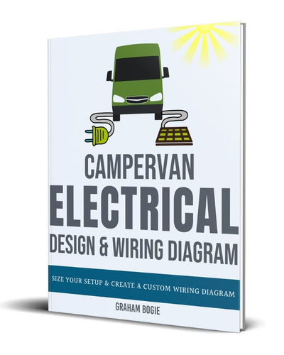 Campervan electrical design tool & interactive wiring diagram