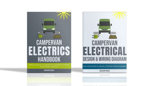 Campervan Electrical Handbook & Custom Wiring Diagram Bundle