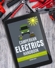 Load image into Gallery viewer, Campervan Electrical Handbook & Custom Wiring Diagram Bundle