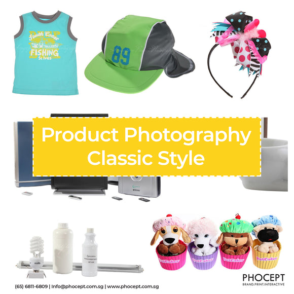 Product Photography (Essential Deals)