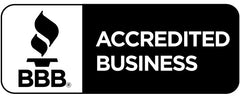 BBB Better Business Bureau Accredited Business Seal