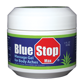 Blue Stop Max® - 2 oz Jar
