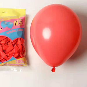 Macaron Balloon 10 inches Matte Latex High Quality for Balloon Party