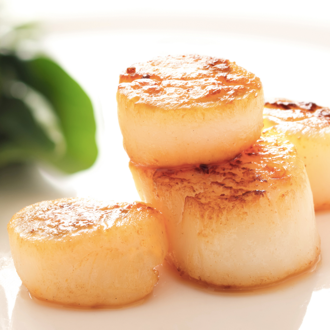 Scallops Sea IWF Dry 20/30 ct (5 lbs)
