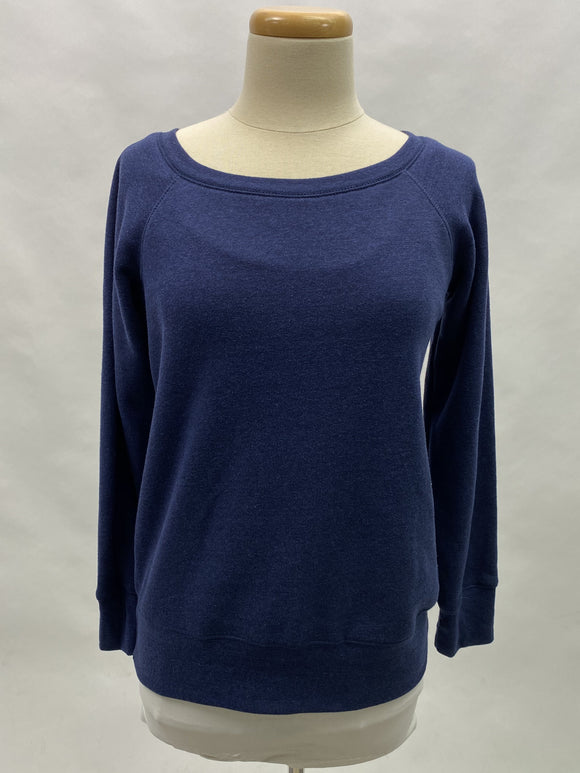 WestJet Wide Neck Sweatshirt