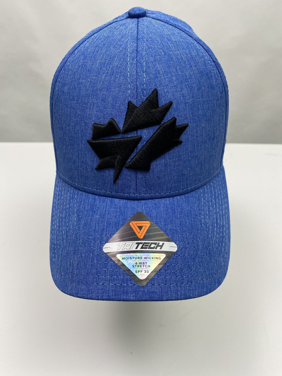 WestJet Logo Ball Cap - Royal Blue/Black