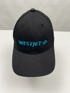 WestJet Ball Cap - Black/Teal