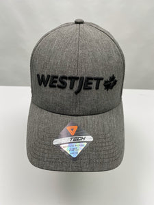 WestJet Logo Ball Cap - Charcoal