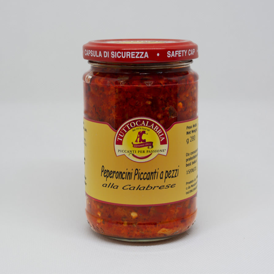 Crushed Calabrian Chili