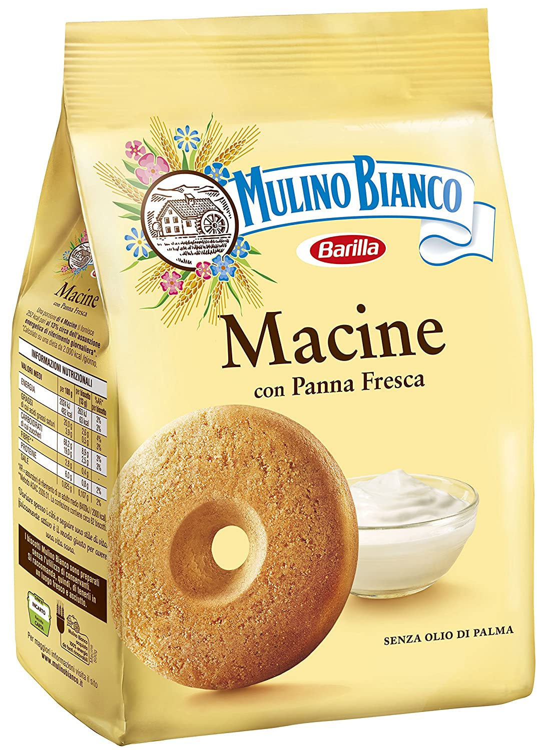 Macine Cream Cookie