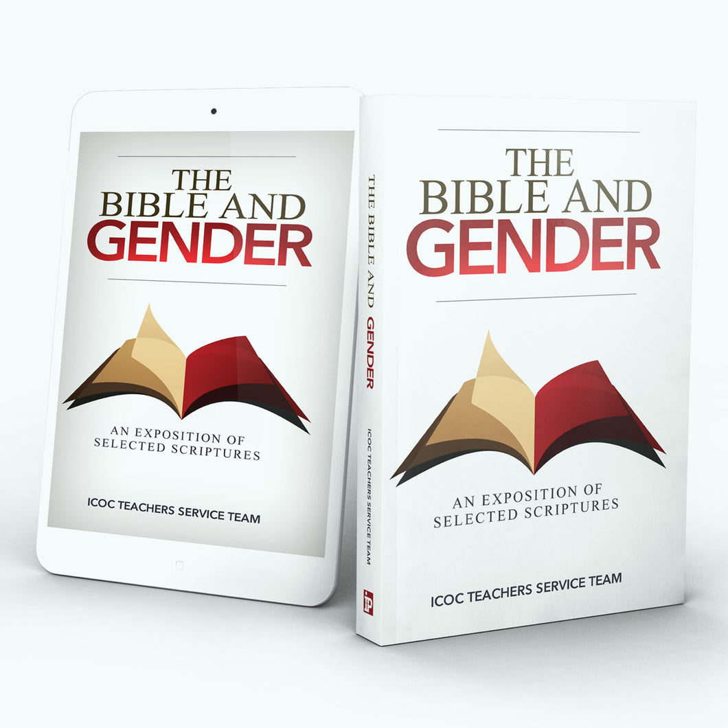 The Bible and Gender Apple/ePub/Android