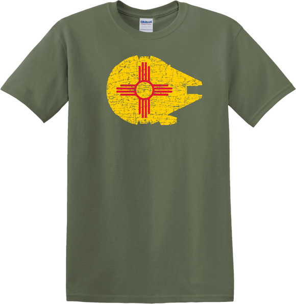 Olive Ziacraft T-Shirt (Adult and Youth Sizes)