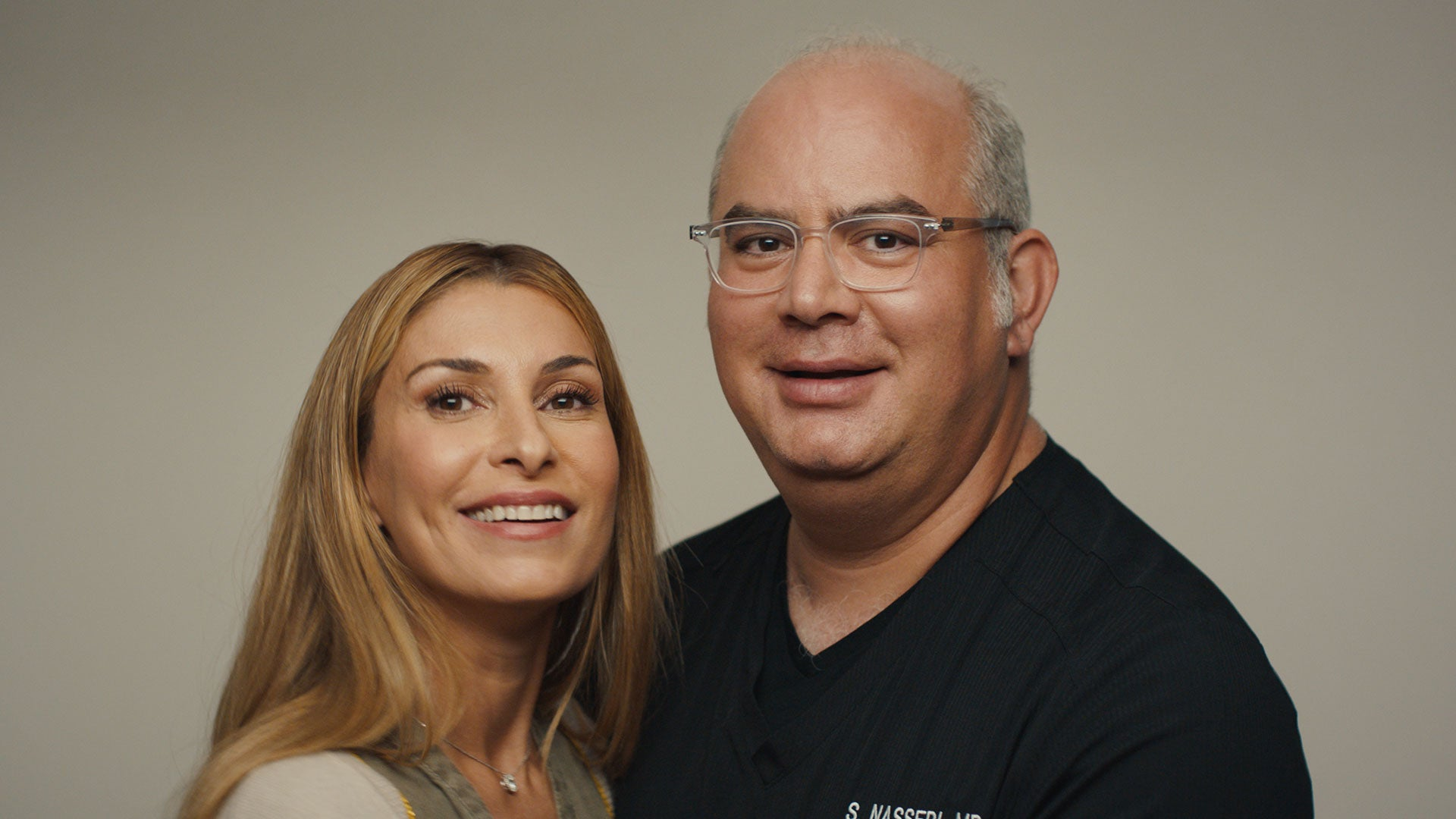 Euka Co-Founders, Doctors Bita and Shawn Nasseri, Euka Wellness, thank physicians and frontline workers