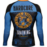 Hardcore Training Punching Bag Rash Guard Men's