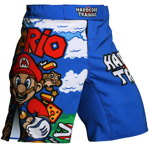 Hardcore Training MMArio Fight Shorts Men's