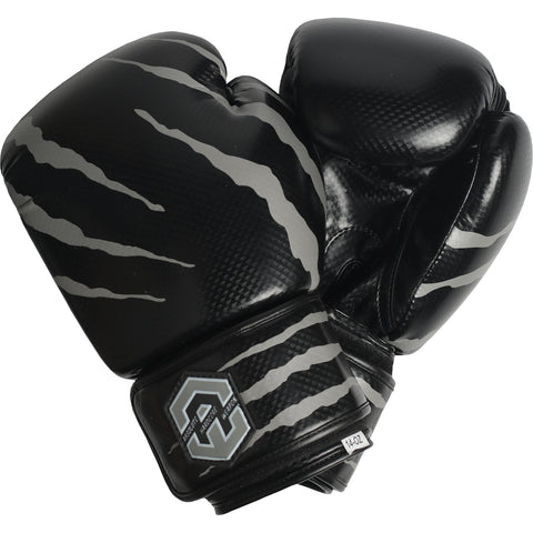 Boxing Gloves Absolute Weapon X Twins Carbon - Kickboxing MMA Muay Thai Sparring Fight