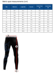 Raven Fightwear Compression Pants Ulfhedinn Men's